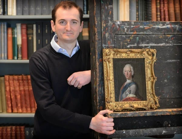 Dr Bendor Grosvenor – Old Masters expert and television presenter – Harrow and Cambridge educated Dr Bendor Grosvenor is a presenter of the BBC's 'Fake or Fortune?' He also co-wrote 'Crap MPs'.