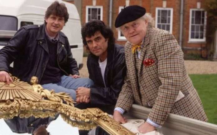 The Talented Tinker – Actor Dudley Sutton (1933 – 2018) – Actor Dudley Sutton – AKA 'Lovejoy's' Tinker – passes away aged 85 shortly after giving an interview lauding the NHS.