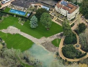 Flooding Clooney – The home of Mr and Mrs George Clooney could potentially be flooded – The Mill House Sonning Eye Reading RG4 6TW