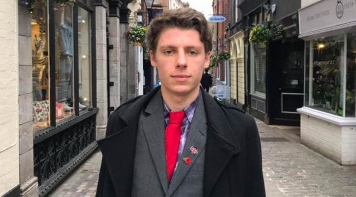 Moron of the Moment – Quran burning prat Frankie Rufolo – Far right Quran burning prat Frankie Rufolo has to be the least person worthy of election in Britain.
