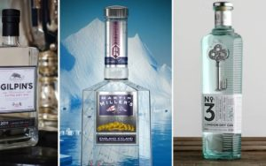 Raising a Toast to Ginuary – Avoid Veganuary and take up Ginuary – Matthew Steeples suggests readers avoid 'Veganuary' and instead take up 'Ginuary' this month. No. 3, Beefeater, Gilpin's Gin, Martin Miller's.