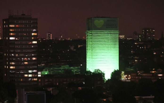 Grenfell Ineptitude – Bring down the Grenfell Tower – Matthew Steeples suggests it is time to bring down the Grenfell Tower in the wake of news that £30 million has been spent on temporary accommodation for survivors