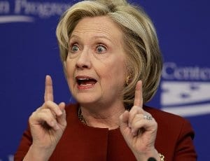 God help America - Hillary Clinton is the latest candidate to come under fire
