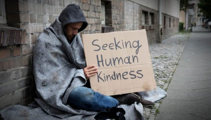 Vanish The Vagrancy Act – 1824 Vagrancy Act should be repealed – Matthew Steeples joins those calling for the Vagrancy Act to be urgently repealed; homeless people need help and not hate.