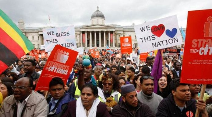 """We're All Immigrants – Peter Hine suggests: """"We are a multi-national country, get used to it"""""""