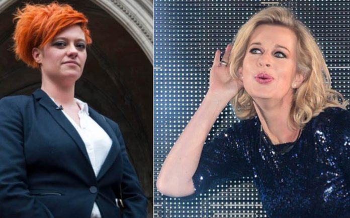 Rent-a-Gob v. Rent-a-Gob – Jack Monroe and Katie Hopkins