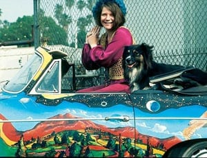 27 Forever – Janis Joplin's custom 1965 Porsche 365C 1600 cabriolet heads to auction at RM Sotheby's Driven by Disruption sale in New York on 10th December 2015