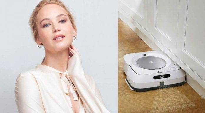 """Mopping Up – Actress Jennifer Lawrence asks for an electric mop – One of the world's highest paid actresses ludicrously asks for an electric mop on her wedding registry; this mucky madam plainly wants a role on """"How Clean Is Your House?"""""""