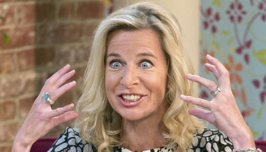 Ketamine Katie Goes Crazy – Katie Hopkins is wrong to attack the victims of the Grenfell Tower tragedy and Meghan Markle also.