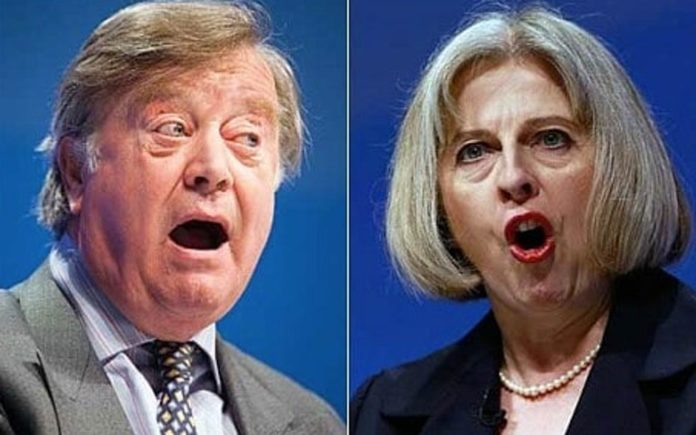 Whacking Out The Wheat – Upto 20 sensible Conservative MPs are set to rebel against Theresa May over her plans to enshrine the date of Brexit in law.
