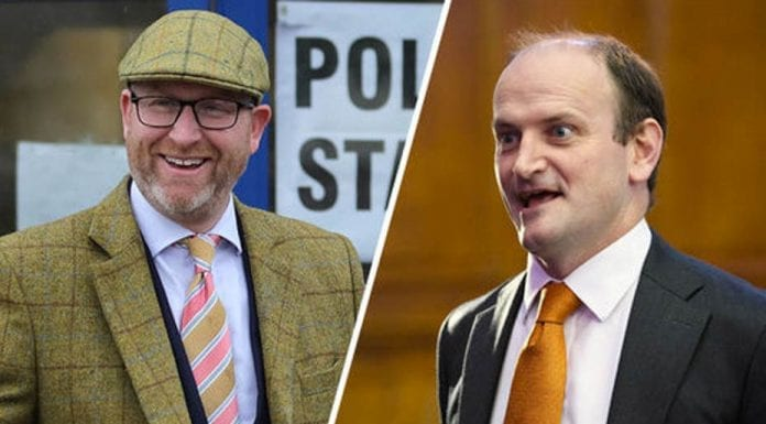 Kippered Out – UKIP's demise is nigh; it will be only remembered for its factionalism and Alf Garnett-esque membership – Paul Nuttall, Nigel Farage, Douglas Carswell, Arron Banks, Dr Alan Sked, Godfrey Bloom