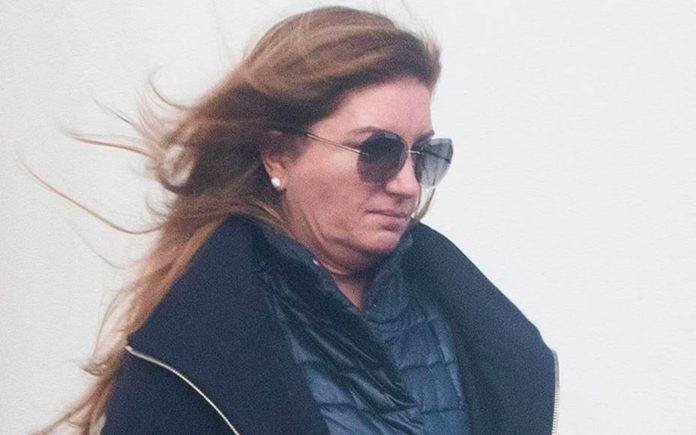 Shady Brady: Lady Brady is a total disgrace for supporting Philip Green – Lady Brady yet again proves herself to be nothing but a disgrace with no moral compass.