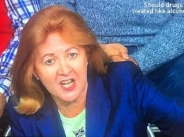 Blessed Borwick's Back – The attempted return of Lady Borwick – Lady 'Call Me Victoria' Borwick makes a fool of herself on the BBC's 'Big Question' as it is revealed that the MP who managed to lose the safe seat of Kensington is ludicrously seeking a comeback