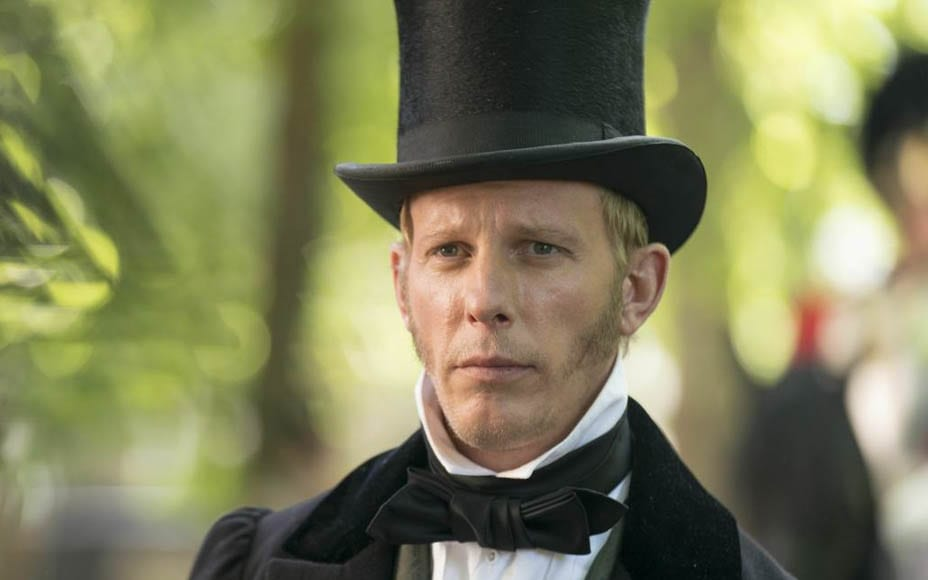 Hero of the Hour – Laurence Fox