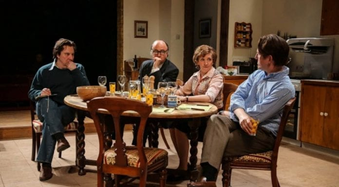 Limehouse – Politically relevant play at the Donmar Warehouse – Matthew Steeples extols the relevance of the Donmar Warehouse's 'Limehouse' to Britain's contemporary political climate. It examines the story of the 'Gang of Four' and the SDP.