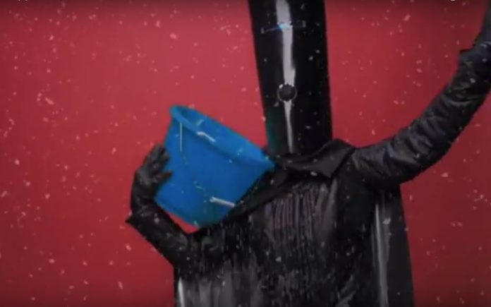 Happy Buckethead – Lord Buckethead's Christmas song – Lord Buckethead moves on from taking on Theresa May in Maidenhead and records a Christmas song; it's brilliant.