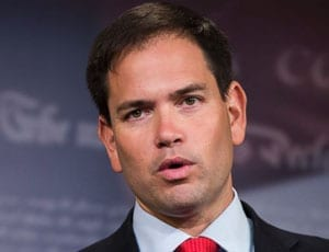 Rubio vs. Clinton - Marco Rubio could be the next President of the United States of America
