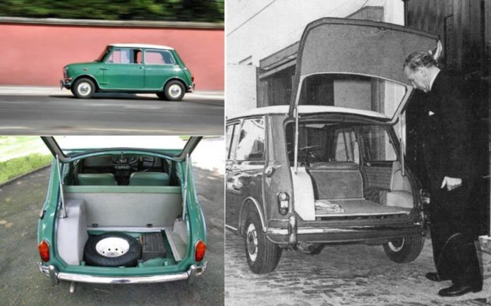 Marples Must Go – 1964 Austin Mini Cooper S 1071 originally owned by much-loathed Postmaster General, Minister of Transport and alleged tax fraudster The Rt. Hon. The Lord Marples, PC – Alfred Ernest Marples (1907 – 1978) to be auctioned by H&H Classics on 26th July 2017 – Estimate of £70,000 to £80,000 ($89,500 to $102,300, €79,100 to €90,400 or درهم328,800 to درهم375,900)