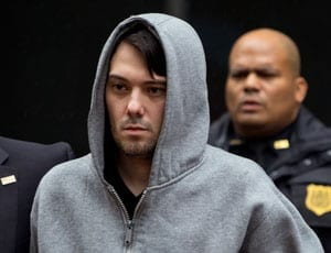Wally of the Week - Martin Shkreli