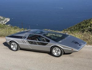 Anything but Australian - One-off 1972 Maserati Boomerang heads to auction for just under £3 million