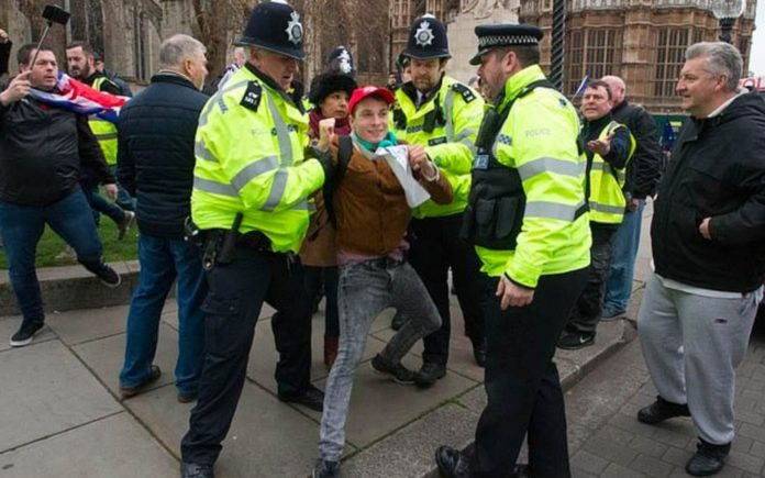 """Wally of the Week – Russian born Max Hammet-Millay has benefitted from all the privileges of being welcomed to Britain; he now wants to pull up the drawbridge. This private school educated adopted Russian brat called Anna Soubry MP a """"Nazi"""" and a """"traitor"""" on 7th January 2019."""