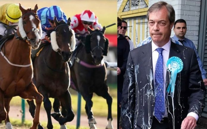 Word of the Week – Milkshaking – 'Milkshaking' is the word of politics right now, but its origins are actually in corrupt practices in horseracing.