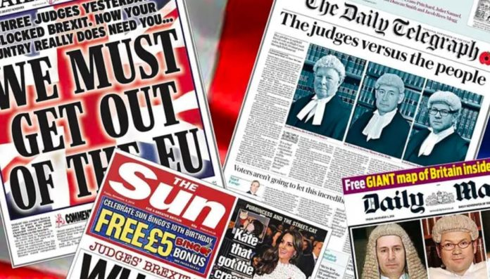 A News Nightmare – Right wing media need to take responsibility for the mess – Matthew Steeples analyses how the mess that is Boris Johnson Britain has engulfed any impartiality the right wing press had left.