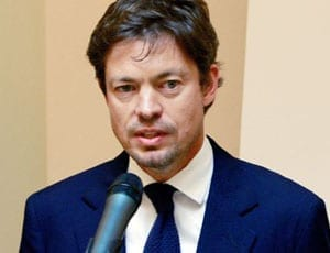 "Nicolas Berggruen (AKA ""The Homeless Billionaire"")"