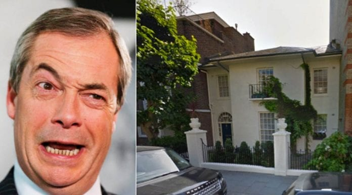 The Fallacy of Farage – 'Man of the Elite' Nigel Farage yet again shown in his true colours; that the Brexit Party leader has lived in luxury is not new news – we exposed such back in 2017.