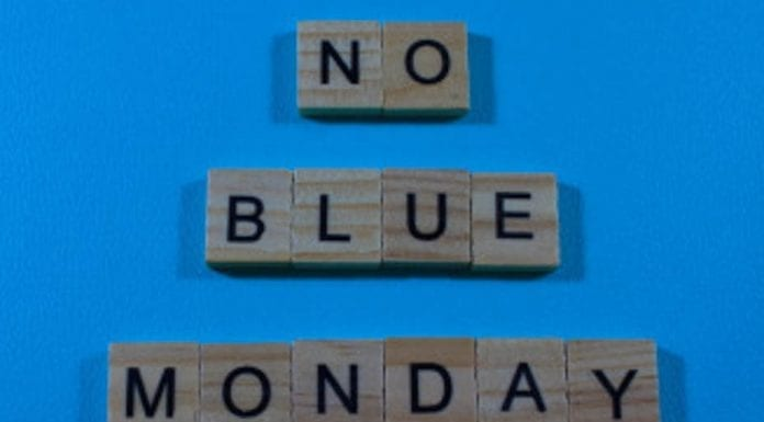 Blue Baloney – Avoid Blue Monday, it is simply a PR stunt – Matthew Steeples calls out the PR stunt that is 'Blue Monday' for what it really is – banal baloney. Honey Langcaster-James.