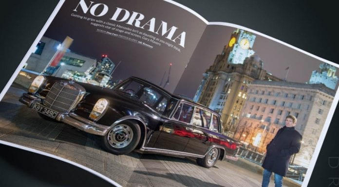 "No Drama – Actor Gary Mavers is selling his Mercedes-Benz Grosser – 1965 Mercedes-Benz 600 SWB 'Grosser' owned by 'Peak Practice' and 'Emmerdale' actor Gary Mavers to be auctioned in May 2019. An estimate of £75,000 to £85,000 ($97,000 to $110,000, €87,000 to €98,000 or درهم356,000 to درهم403,000,.) has been set for this ""collectable classic."" It will be sold by Silverstone Auction at Heythrop Park in Oxfordshire on 11th May."
