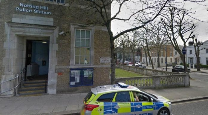 Pleading for Police – Support campaign to save London's police stations including Notting Hill Police Station – London set to see number of police stations reduced from 149 in 2010 to just 32; we urge readers to sign a petition to stop this.