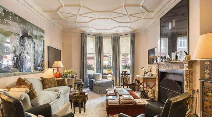 One Bed Excess – One bedroom flat in Cadogan Gardens, London, SW3 – Russell Simpson – £3.25 million ($4.1 million or €3.7 million or درهم,14.9 million)