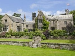 One Owner From 1840 – Nether Hall, Hathersage, Hope Valley, Derbyshire Dales, Derbyshire, S32 1BG, United Kingdom – For sale for £2.5 million ($3.2 million, €2.8 million or درهم11.9 million) with Savills – Home of Michael and Lizzie Shuttleworth