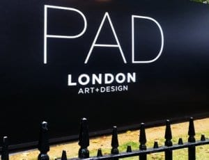 PAD London - 14th to 18th October 2015