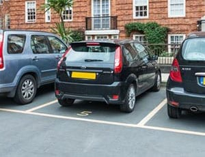 An open air parking space in Chelsea's Elystan Street is for sale for the staggering sum of £70,000