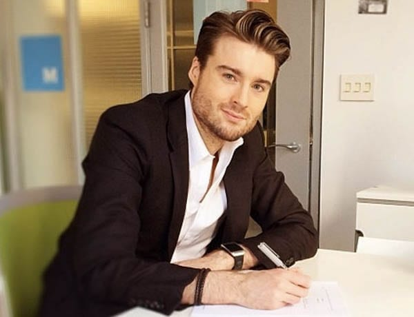 Mashable founder Pete Cashmore (AKA 'The Sage of Media')