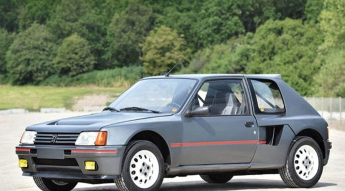 A Performing Peugeot – Best performing classic car in terms of value gain revealed; you'll be surprised at the result – Peugeot 205 GTi CTi