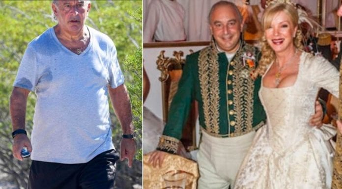 Philly G. Fails – Sir Philip Green banged to rights by The Telegraph – Bully and braggart Sir Philip Green ditches his libel action against 'The Telegraph' and is met with a bill of £3 million in costs alone.