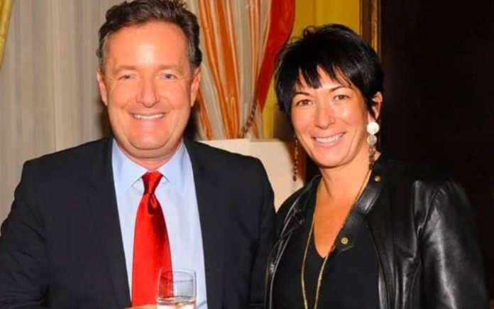 """Where's Mucky Maxwell? Ghislaine Maxwell wants """"fairness"""" – 'The Steeple Times' reveals news about Ghislaine Maxwell that is yet to reach the British press; this mucky woman wants """"fairness."""""""