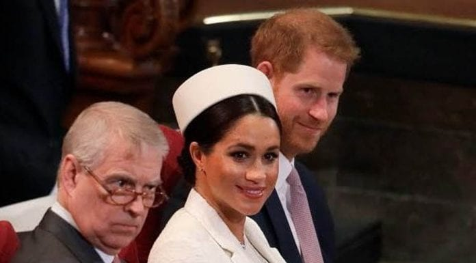 A Question of Meghan – Duchess of Sussex and Prince Andrew – Meghan Markle needs to answer a simple question about which member of the royal family she met first. Prince Andrew or Prince Harry?