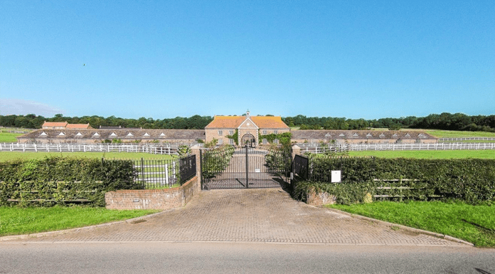 Racing on – Whitcombe Monymusk Racing Stables & Stud, Whitcombe, Dorchester, Dorset, DT2 8NY – Savills – For sale for £4.75 million – Liz Nelson MBE