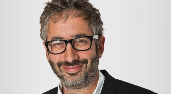 Right Wing Hour – David Baddiel