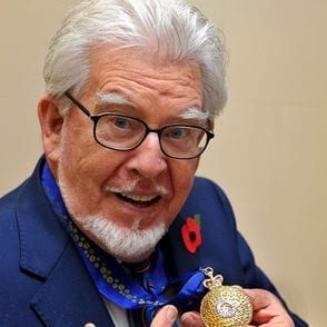 Hammering Harris – Two works by paedophile Rolf Harris withdrawn from an auction in Tyne & Wear whilst one of a baby remains for sale online.