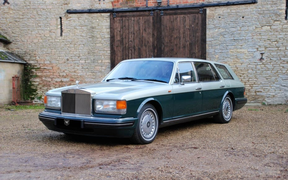 A Rolls For An Estate - The Steeple Times