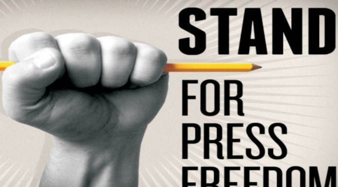 Save The Free Press – The Sunday Times' Sarah Baxter tells the British public they have two days to save press freedom whilst Meryl Streep urges the press to take on Donald Trump in America