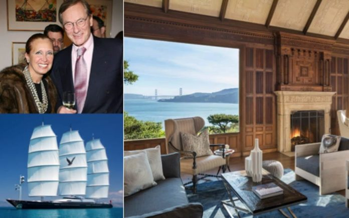 Sex and the Single Zillionaire – 345 Golden Gate Avenue, Belvedere Island, Marin County, California, CA 94920 – £13.2 million ($16.5 million, €15.3 million or درهم60.6 million) – Sotheby's International Realty – Former home of billionaire businessman Thomas Perkins (1932 – 2016)
