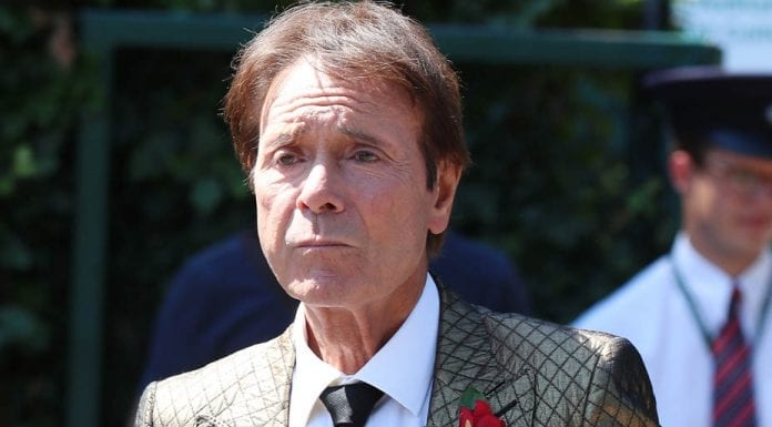 Eating Over The Cliff – Sir Cliff Richard dines out despite losing a fortune – Sir Cliff Richard wins a phallic victory against the BBC and remains left out of pocket; elsewhere he went overboard with a menu.