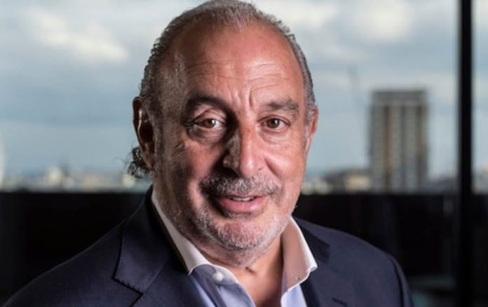 Green Bottoms – Sir Philip Green charged with assault in America – As Sir 'Shifty' Philip Green is charged with assault and his empire flounders, it is now time for him to be finally stripped of his title.