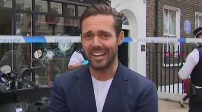 "Basement Journalism – Spencer Matthews performs yet another stunt – That Spencer Matthews was described on Sky News as a ""royal relative"" is just yet another example of shoddy journalism."
